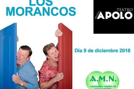 Acerca de Antónimos - Los Morancos